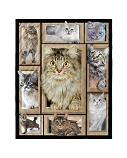 "3D Cat - Gift For Cat Lovers Quilt 40""x50"" - Baby thumbnail"