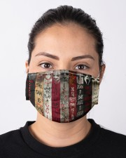 Horror Character Cloth face mask aos-face-mask-lifestyle-01
