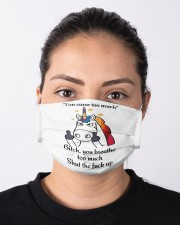 You Curse Too Much Cloth Face Mask - 3 Pack aos-face-mask-lifestyle-01