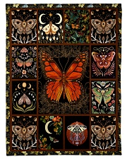"Gift For Butterfly Lovers Small Fleece Blanket - 30"" x 40"" front"