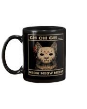 Ch Ch Ch Meow Meow Meow Halloween Mug back