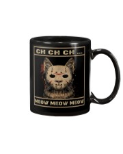 Ch Ch Ch Meow Meow Meow Halloween Mug front
