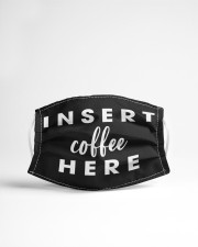 Insert Coffee Here Cloth Face Mask - 3 Pack aos-face-mask-lifestyle-22