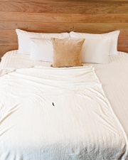 "test Large Fleece Blanket - 60"" x 80"" aos-coral-fleece-blanket-60x80-lifestyle-front-02"