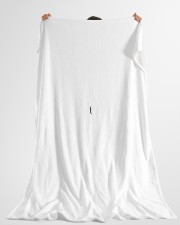 "test Large Fleece Blanket - 60"" x 80"" aos-coral-fleece-blanket-60x80-lifestyle-front-10"