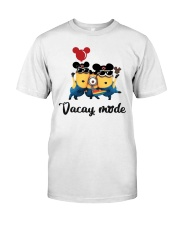 Vacay Mode Classic T-Shirt front