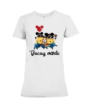 Vacay Mode Premium Fit Ladies Tee thumbnail