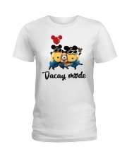 Vacay Mode Ladies T-Shirt tile