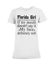 Florida Girl Premium Fit Ladies Tee thumbnail