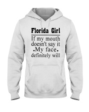 Florida Girl Hooded Sweatshirt thumbnail