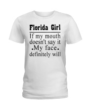 Florida Girl Ladies T-Shirt thumbnail