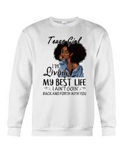Texas Girl Crewneck Sweatshirt thumbnail