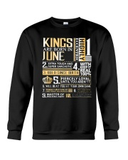 King Crewneck Sweatshirt thumbnail
