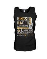 King Unisex Tank thumbnail