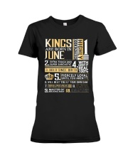 King Premium Fit Ladies Tee thumbnail