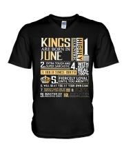 King V-Neck T-Shirt thumbnail