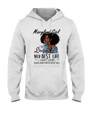 Maryland Girl Hooded Sweatshirt thumbnail