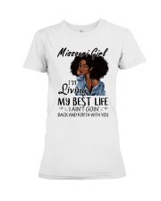 Missouri Girl Premium Fit Ladies Tee thumbnail