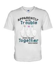 Together V-Neck T-Shirt thumbnail