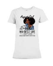 Best Life Premium Fit Ladies Tee thumbnail