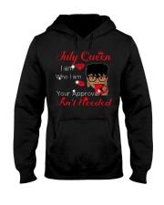 Best Life Hooded Sweatshirt thumbnail