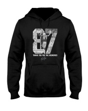 Thank you for the memories Hooded Sweatshirt thumbnail