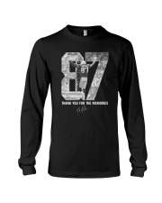 Thank you for the memories Long Sleeve Tee thumbnail