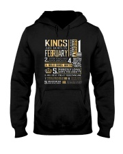 King Hooded Sweatshirt thumbnail