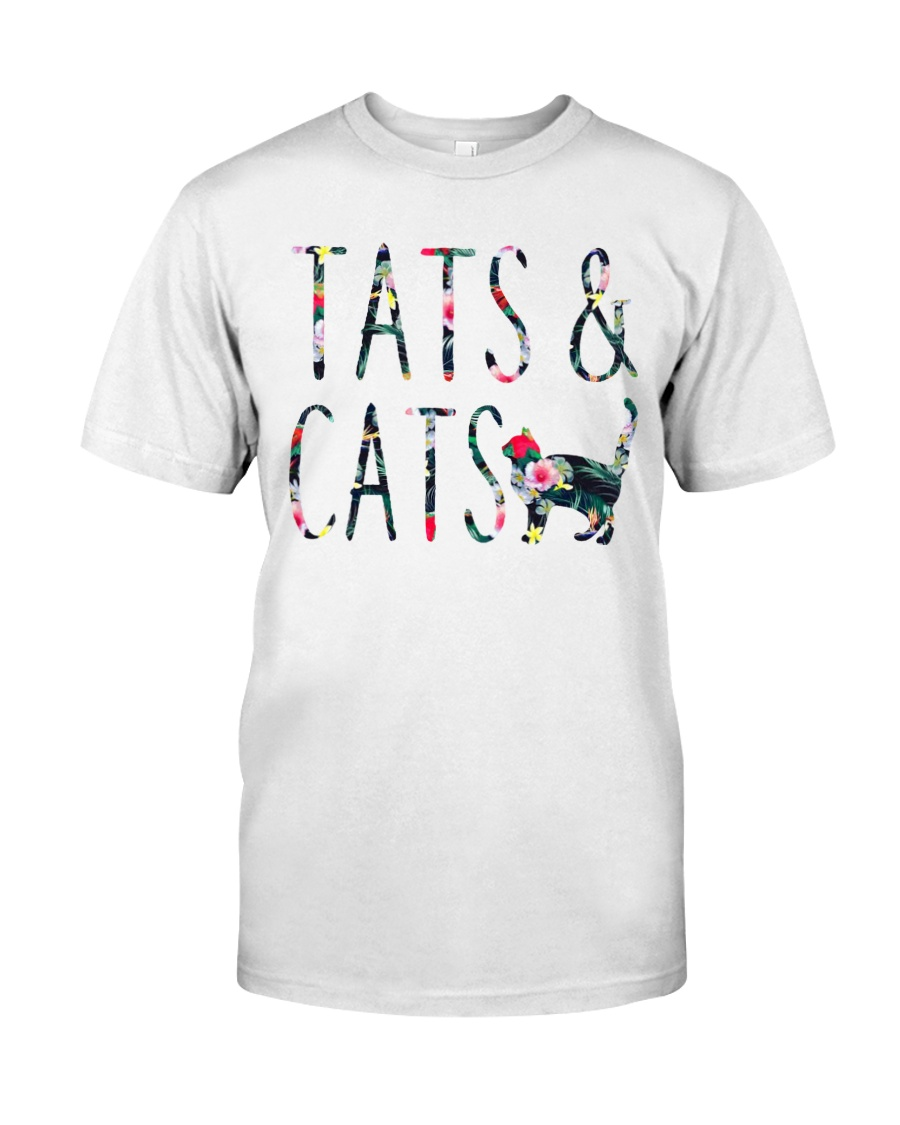 Tats and Cats Classic T-Shirt