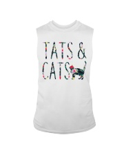 Tats and Cats Sleeveless Tee thumbnail