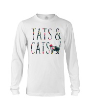 Tats and Cats Long Sleeve Tee thumbnail