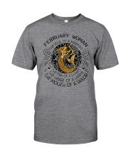 Limited Classic T-Shirt front