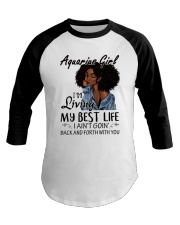 Best Life Baseball Tee tile