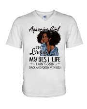 Best Life V-Neck T-Shirt thumbnail