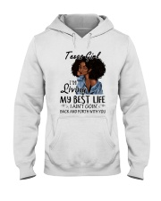 Texas Girl Hooded Sweatshirt thumbnail
