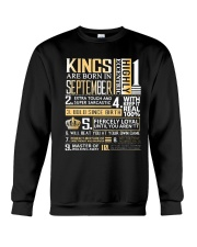 King Crewneck Sweatshirt thumbnail