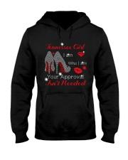 Tennessee Girl Hooded Sweatshirt thumbnail