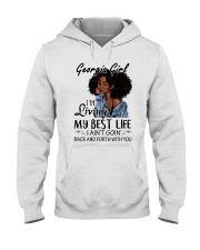 Georgia Girl Hooded Sweatshirt thumbnail