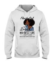 Florida Girl Hooded Sweatshirt thumbnail