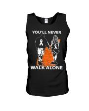 You'll Never Walk Alone Unisex Tank thumbnail