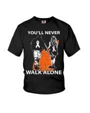 You'll Never Walk Alone Youth T-Shirt thumbnail
