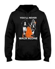 You'll Never Walk Alone Hooded Sweatshirt thumbnail