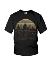 Febrary Queen Youth T-Shirt thumbnail