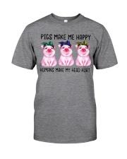 Farmer Classic T-Shirt front
