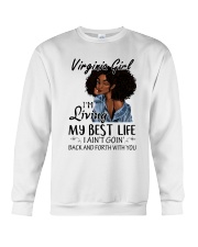 Virginia Girl Crewneck Sweatshirt thumbnail