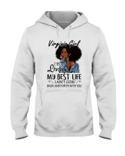 Virginia Girl Hooded Sweatshirt thumbnail