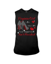 Virginia Girl Sleeveless Tee thumbnail