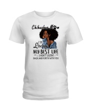 Best Life Ladies T-Shirt thumbnail