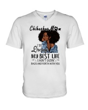 Best Life V-Neck T-Shirt tile
