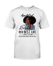 Best Life Classic T-Shirt front